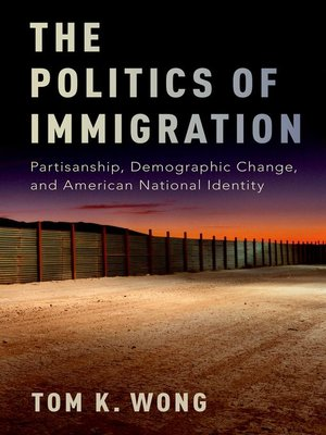 cover image of The Politics of Immigration
