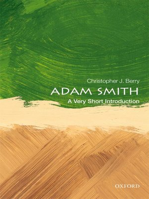 cover image of Adam Smith