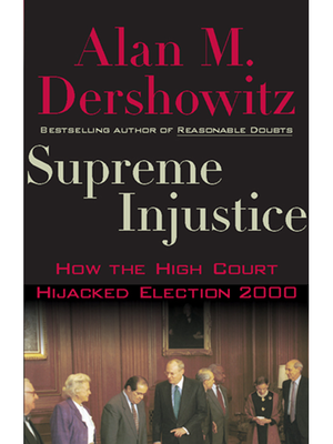 cover image of Supreme Injustice
