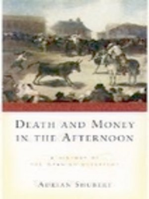 cover image of Death and Money in the Afternoon