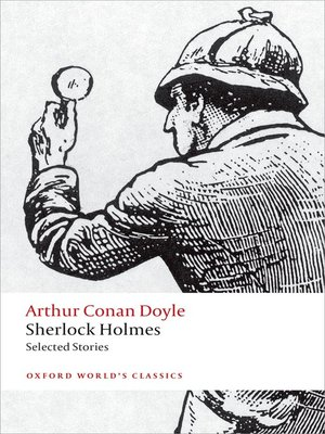 cover image of Sherlock Holmes. Selected Stories