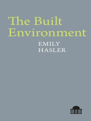 cover image of The Built Environment
