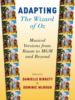 cover image of Adapting The Wizard of Oz
