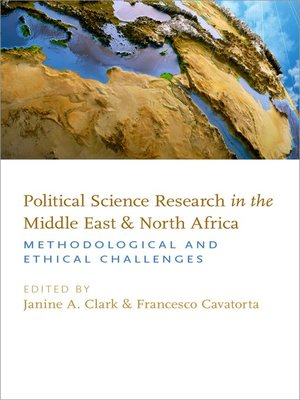 cover image of Political Science Research in the Middle East and North Africa