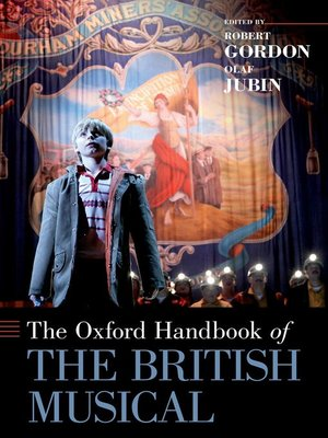 cover image of The Oxford Handbook of the British Musical