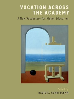 cover image of Vocation across the Academy