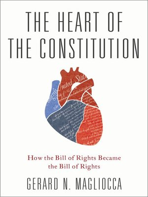 cover image of The Heart of the Constitution