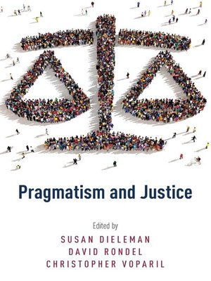 cover image of Pragmatism and Justice
