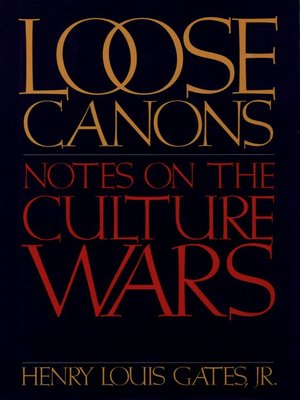 cover image of Loose Canons