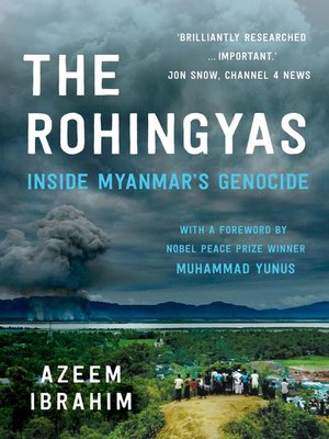 cover image of The Rohingyas