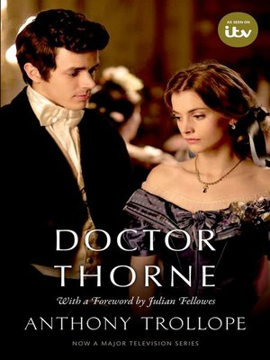cover image of Doctor Thorne TV Tie-In with a foreword by Julian Fellowes