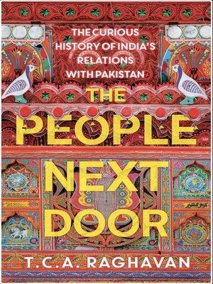 cover image of The People Next Door