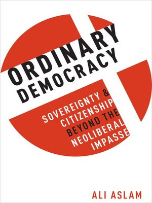 cover image of Ordinary Democracy