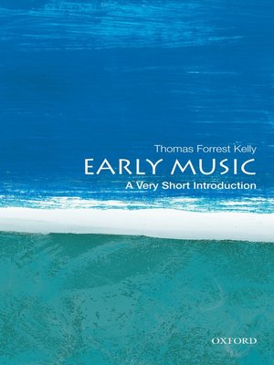 cover image of Early Music: A Very Short Introduction