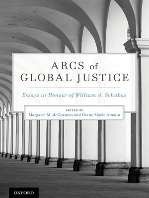 cover image of Arcs of Global Justice