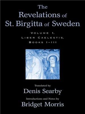 cover image of The Revelations of St. Birgitta of Sweden