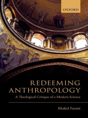 cover image of Redeeming Anthropology