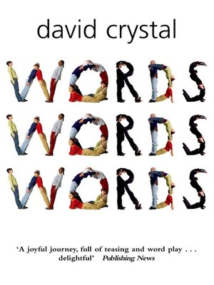 cover image of Words Words Words