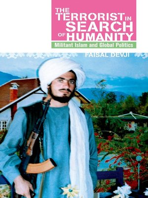 cover image of Terrorist in Search of Humanity