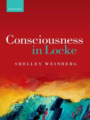 cover image of Consciousness in Locke