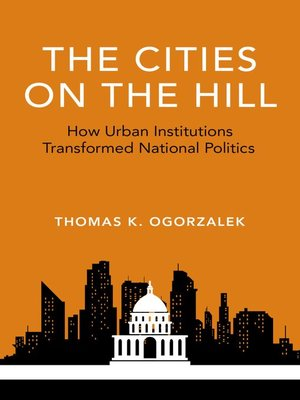 cover image of The Cities on the Hill