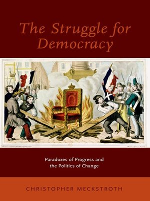 cover image of The Struggle for Democracy