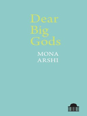 cover image of Dear Big Gods
