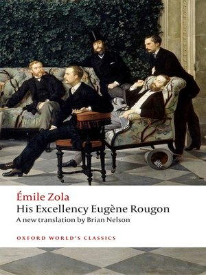 cover image of His Excellency Eugène Rougon