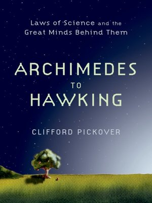 cover image of Archimedes to Hawking