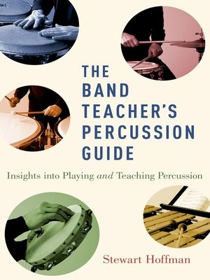 cover image of The Band Teacher's Percussion Guide
