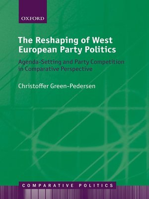 cover image of The Reshaping of West European Party Politics