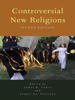 cover image of Controversial New Religions