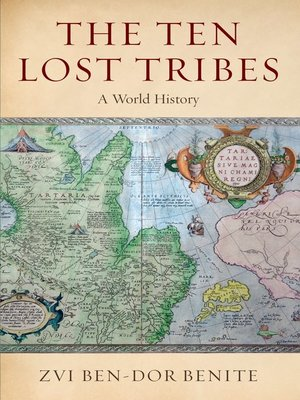 cover image of The Ten Lost Tribes