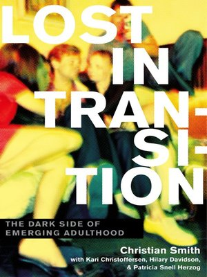 cover image of Lost in Transition