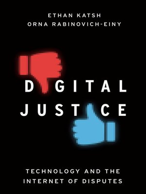 cover image of Digital Justice