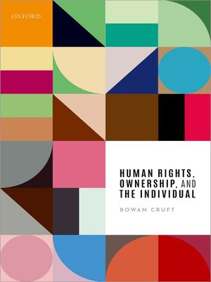 cover image of Human Rights, Ownership, and the Individual