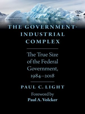cover image of The Government-Industrial Complex