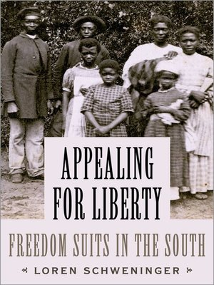 cover image of Appealing for Liberty
