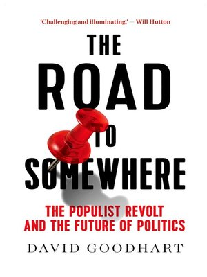cover image of The Road to Somewhere
