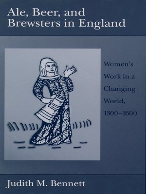 cover image of Ale, Beer, and Brewsters in England