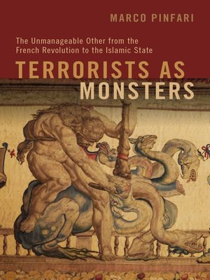 cover image of Terrorists as Monsters