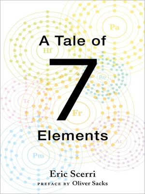cover image of A Tale of Seven Elements