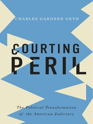 cover image of Courting Peril