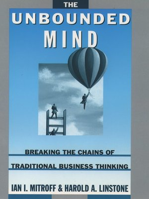 cover image of The Unbounded Mind