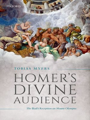 cover image of Homer's Divine Audience