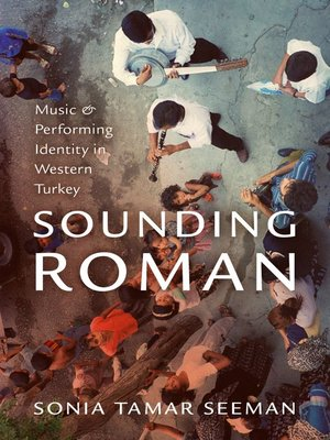 cover image of Sounding Roman