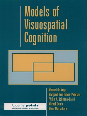 cover image of Models of Visuospatial Cognition