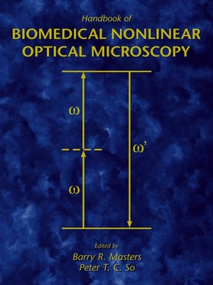 cover image of Handbook of Biomedical Nonlinear Optical Microscopy