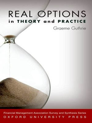 cover image of Real Options in Theory and Practice