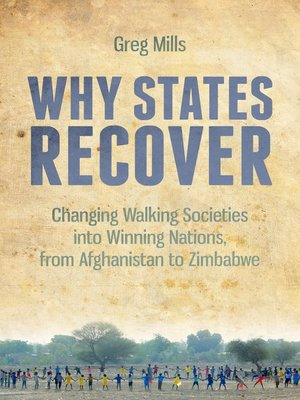 cover image of Why States Recover